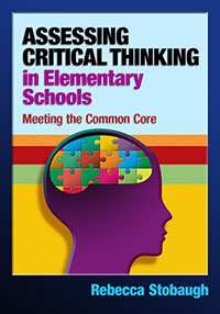 Assessing critical thinking in middle and high schools meeting the common core